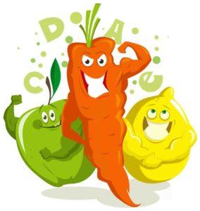работоспособность и витамины